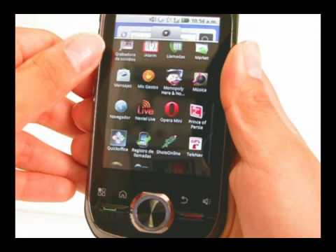 Samsung Omnia II vs Motorola i1