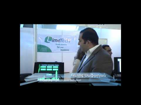 Armenian ICT Sector Showcases its Potential at DigiTec Expo 2009