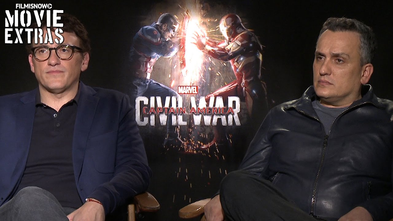 The Russo Brothers talk about Captain America: Civil War (2016)