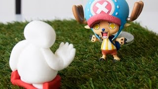 Review::Chibi Arts-TonyTony Chopper