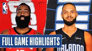 ROCKETS at MAGIC | FULL GAME HIGHLIGHTS | December 13, 2019
