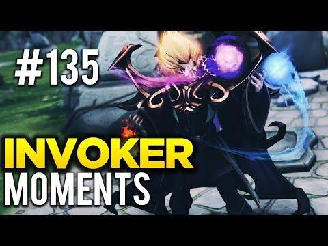 Dota 2 Invoker Moments Ep. 135