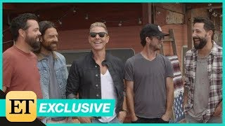 Old Dominion Make It Sweet Music Audio Behind The Scenes Exclusive