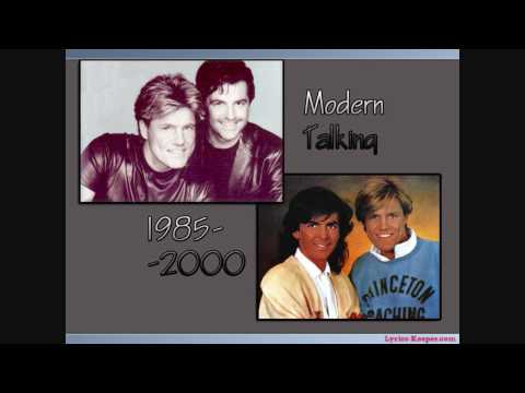 Modern Talking - Love is Like a Rainbow