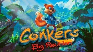 Conker's Big Reunion I Project Spark I Lets Play I Español I XboxOne I 1080p