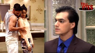 NEW Guy in Naira's life??  Kartik is JEALOUS in Yeh Rishta Kya Kehlata Hai