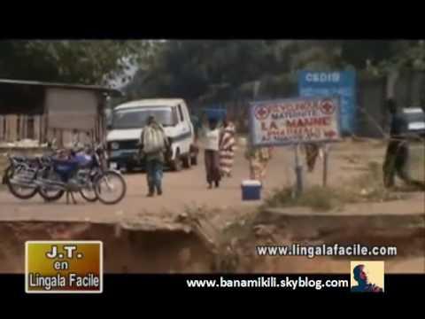 JT en lingala facile: Joseph Kabila, preuve en images du bilan d'échec des 5 chantiers