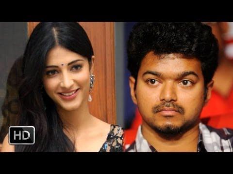 Vijay to act with Shruti Haasan for Simbudevan ? |நாங்க சொல்லல்ல