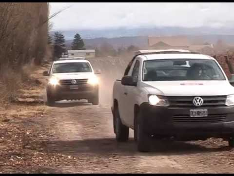 VW Amarok TDI 140 CV - Operativo - Martín Sacán/Marco Pérego