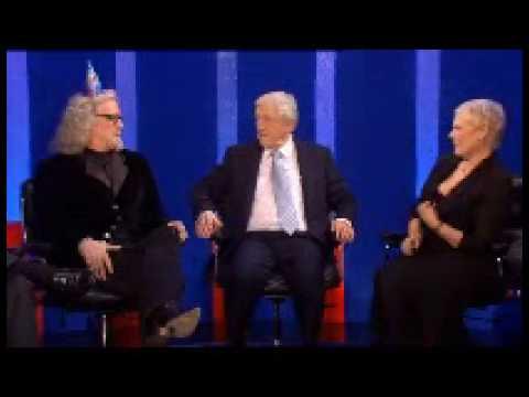 Judi Dench - Parkinson 16-Dec-07