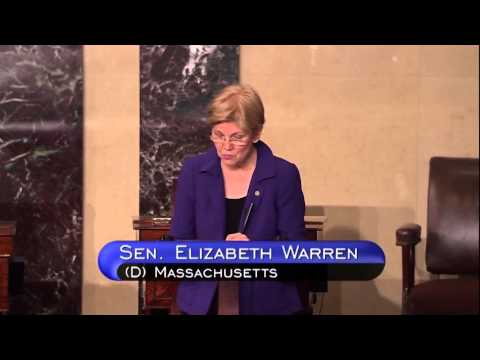 Sen. Elizabeth Warren to Republicans: Do Your Job on a Supreme Court Nominee