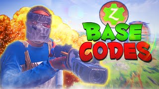 GETTING ZUCKLES BASE CODES! - Rust Funny Moments!