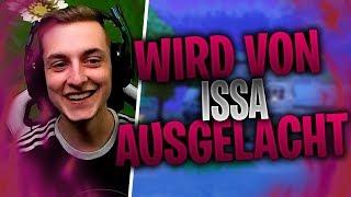 PAIN wird von ISSA ausgelacht   MCKY scheißt sich ein   Fortnite Highlights Deutsch
