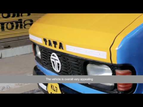 TATA 407 :  Peter shares his experience