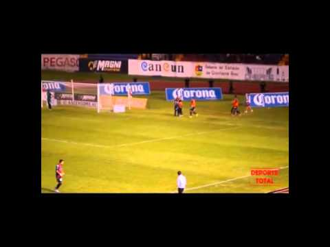 CF Atlante 1-1 Merida FC