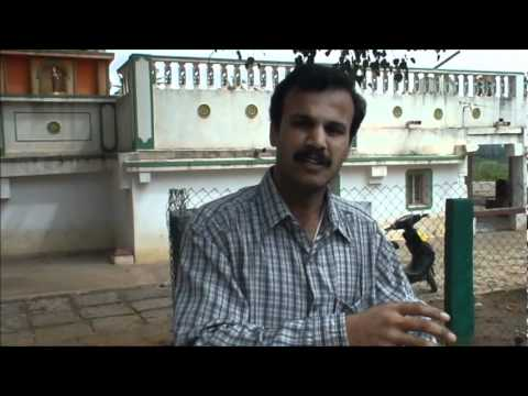 Water Strife in Greater Bangalore (3) - From a Local Water Hero (Nagadala).wmv