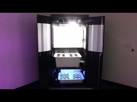 Hydroponic Grow Cabinet   Growing Rooms by SuperCloset