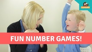 Number Games for Kids - Fun Number Games