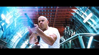 Fast & Furious 6 Plane Fight Scene (Part 1)