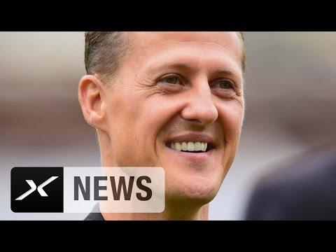 Norbert Haugs bewegende Laudatio auf Michael Schumacher | Lifetime Award | Nürburgring