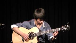 (Sting) Fragile - Sungha Jung (live)