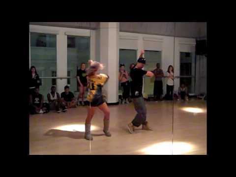 Nicki Minaj - Your Love Choreography by: Dejan Tubic and Janelle Ginestra