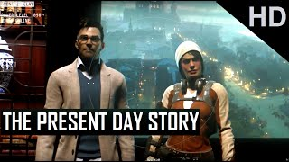 Assassin's Creed Syndicate - Present Day Story   All Cutscenes