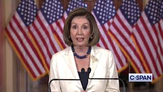 House Speaker Nancy Pelosi on Articles of Impeachment