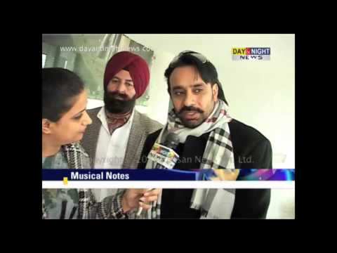 Babbu Maan Launches Pammi Bai's Music Album | Interview video