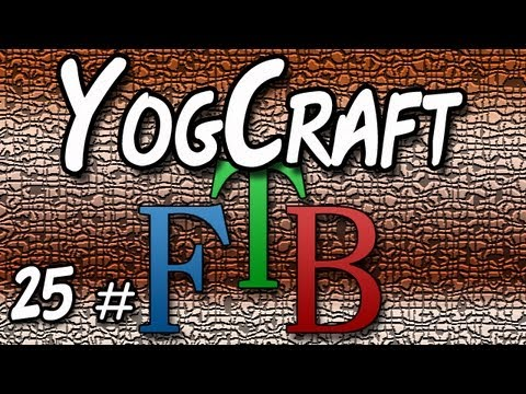 Feedthebeast - The Moistener - Forestry - YogCraft  #25