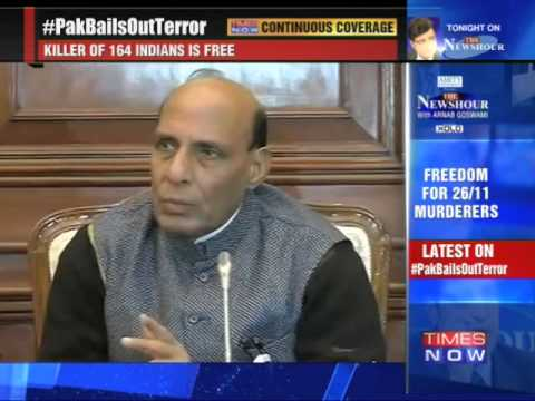 Cancel Zakiur Rehman Lakhvi's Bail: Home Minister Rajnath Singh