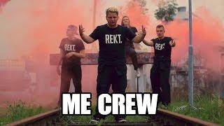 Derka - Me Crew (Official Music Video) Prod. by James Caz