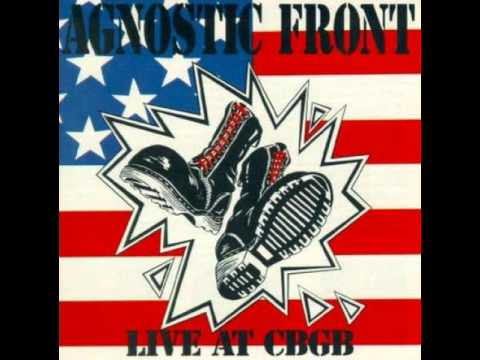 Agnostic Front - Liberty Justice