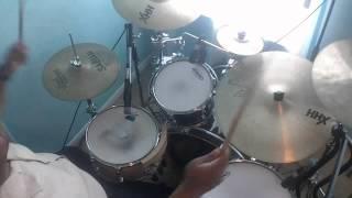 Pastor Hezekiah Walker & The Love Fellowship Tabernacle Church Choir - Lord Do It (Drum Cover)