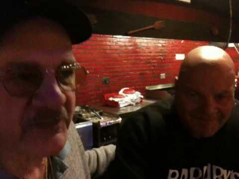 911 Pasta Tony & Larry @ Barnabys Pizza