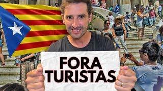 TURISTAS ESTÃO DESTRUINDO BARCELONA   Travel and Share