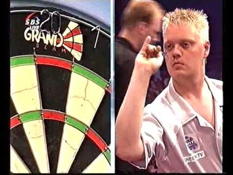 van der Voort vs Komula Darts BDO World Trophy 2004