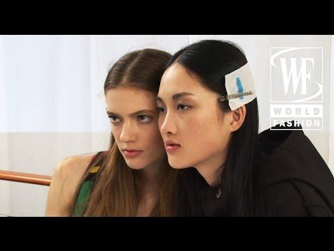 Salvatore Ferragamo Fall-Winter 15-16 Milan Fashion Week