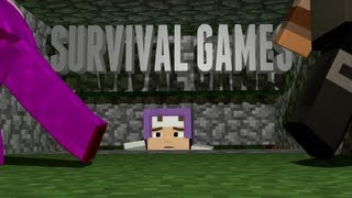 The Jimmy Cave - Minecraft Survival Games w/Setosorcerer, Nonamenate, Excl and Arizrain
