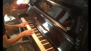 Alex Crazy Piano Improvisation: Spanish/Arabic