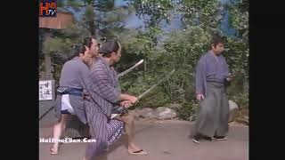 [Hài Nhật bản]  Sự khác biệt giữa Samurai và trẻ trâu