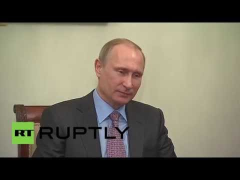 Russia: Putin meets Olympic chief Bach and discusses Sochi legacy