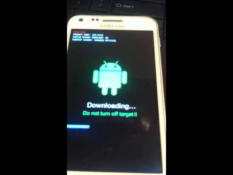 How To Root Sprint Samsung Galaxy S2 FL24
