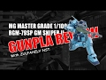 Gunpla Review: GM Sniper II MG Master Grade 1/100 MP3