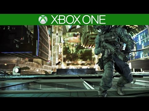 Call of Duty Ghosts Xbox One Gameplay – Walkthrough Part 1 Live Stream