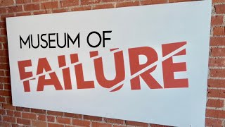 The Museum Of Failure in Downtown Los Angeles