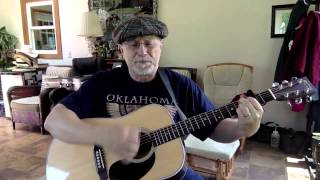 1557 -  If Drinking Don't Kill Me  - George Jones cover with guitar chords and lyrics