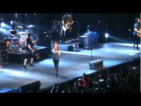 Careful - Paramore (live In Manila Fancam) video