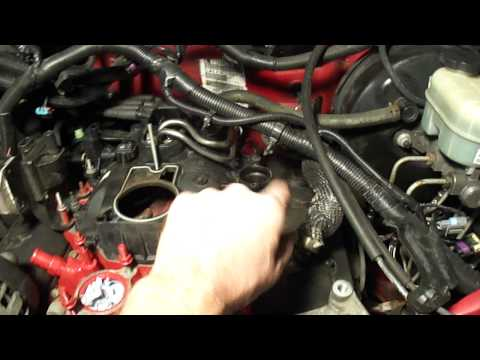 PART 4 of 5, 2001 Chevy Xtreme Blazer Anti-Freeze Leaking Intake Manifold Repair