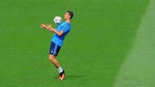 Cristiano Ronaldo ● Skills, Tricks, Freestyle in Training